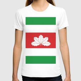 flag of Boyaca (Colombia) T-shirt