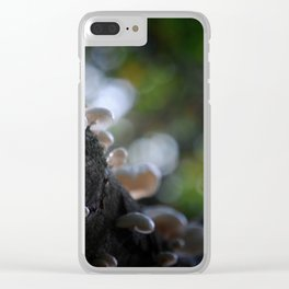 Sleight of Terra Clear iPhone Case