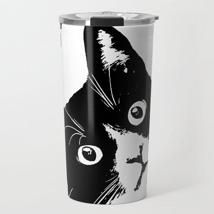 are you kitten me? Travel Mug