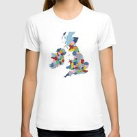 uk T-shirts featuring UK by Project M