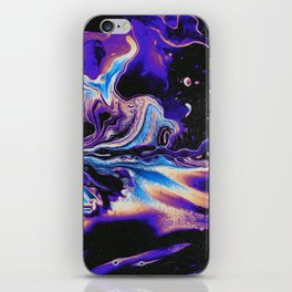 IT TOOK THE LIGHT FOREVER TO GET TO YOUR EYES iPhone Skin