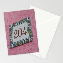mosaic 204 Stationery Cards