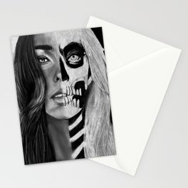 Skin and Bones  Stationery Cards
