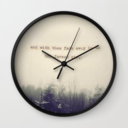 With Thee Wall Clock