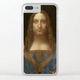 Price Slashed on 450M Leonardo da Vinci Salvator Mundi Clear iPhone Case