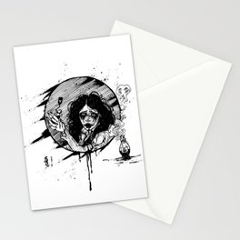 Plan n. 1 - Poisonous Stationery Cards