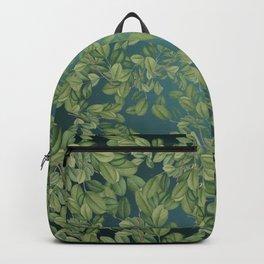 Verdant Leaves Backpack