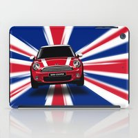 uk iPad Cases featuring UK Cooper by McGrathDesigns