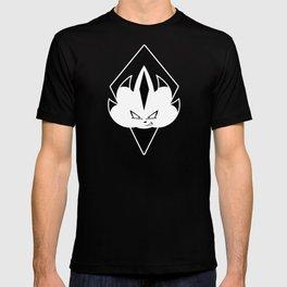 Chaos Nazo Emblem (Black and White) T-shirt