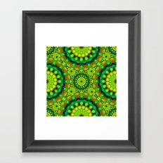 Psychedelic Visions G146 Framed Art Print