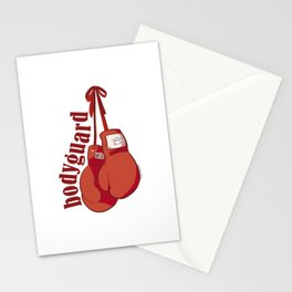 Thatcher Morreti - Bodyguard Stationery Cards