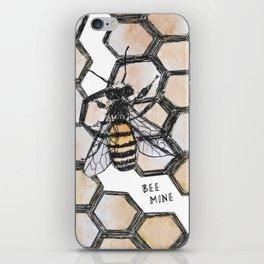 Bee Mine iPhone Skin