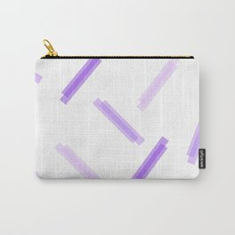 LINA ((the purples)) Carry-All Pouch