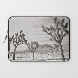 Joshua Tree Grey By CREYES Laptop Sleeve