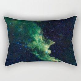 1386. Witch Head Brews Baby Stars Rectangular Pillow