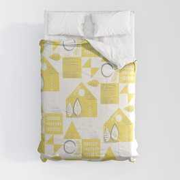 Home Sweet Home 2021 color of the year Comforters
