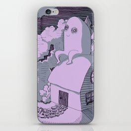 A Strange Night Occurrence iPhone Skin