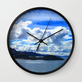 Loch nan Uamh Wall Clock
