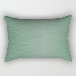 Metallic Green Rectangular Pillow