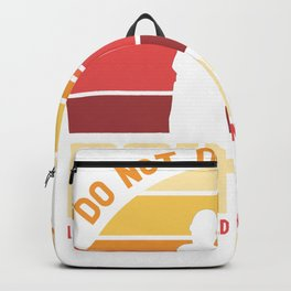 Do not disturb this painter - painter Backpack