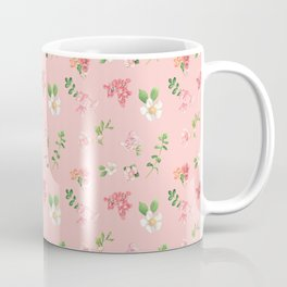 WATERCOLOR FLORAL Coffee Mug