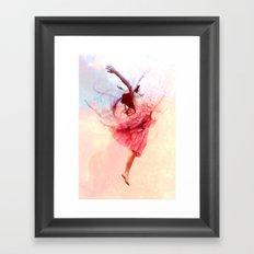 Disengage B Framed Art Print