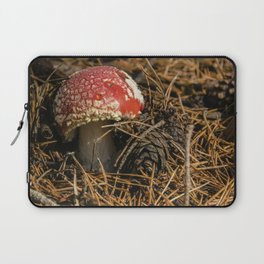 Red forest #1 Laptop Sleeve