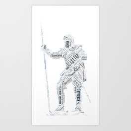 Little Reiver Art Art Print