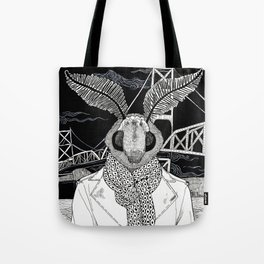The Cryptids - Mothman Tote Bag