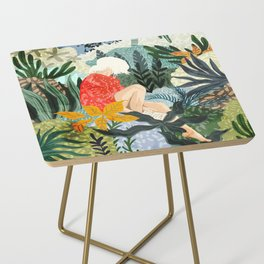 The Distracted Reader Side Table