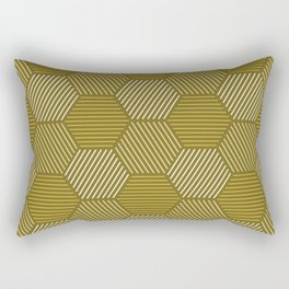 Op Art 78 Rectangular Pillow