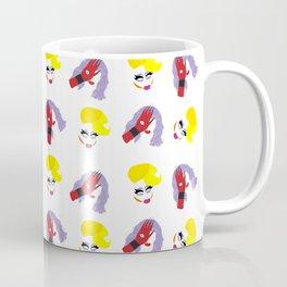 Trixie and Katya Coffee Mug
