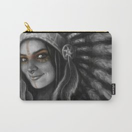 Tribe Girl Carry-All Pouch