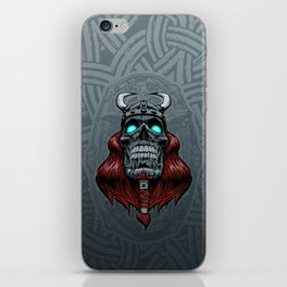 Valhalla Awaits iPhone Skin