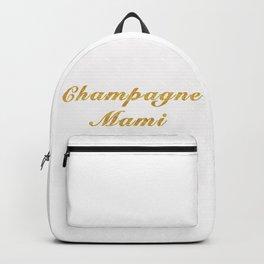 Champagne Mami Backpack
