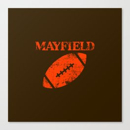 Mayfield Canvas Print