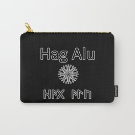 Helm of Awe protective spell Carry-All Pouch