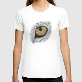 Gold Leopard Eye T-shirt