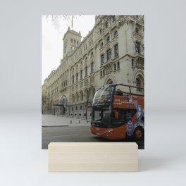 Madrid City Tour Mini Art Print