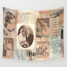 And They Lived Happily Ever After... Wall Tapestry
