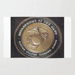 United States Marine Corps Rug