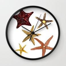 Ocean Treasures No.2 Starfish Wall Clock