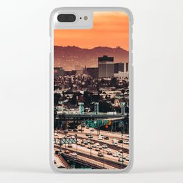 10fwy Clear iPhone Case