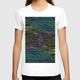 Evening Pond Rhapsody T-shirt