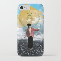 alphabet iPhone & iPod Cases featuring Alphabet by MATEO