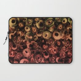 Monsters Eye Party Washed Laptop Sleeve