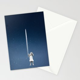 Low Flying Panic Attack Stationery Cards