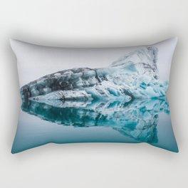 Jökulsárlón Glacier Lagoon Rectangular Pillow