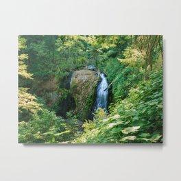Upper Mccord Creek Falls Metal Print