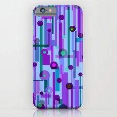 Plink Purple (see also Plink, and Plink Cherry) iPhone 6s Slim Case